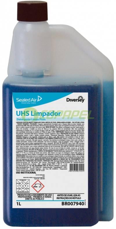 UHS LIMPADOR ACCUMIX