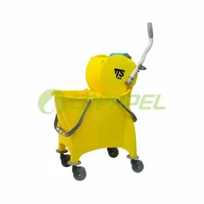 BALDE WITTY COM ESPREMEDOR DRY 16 L X 2 DUPLO