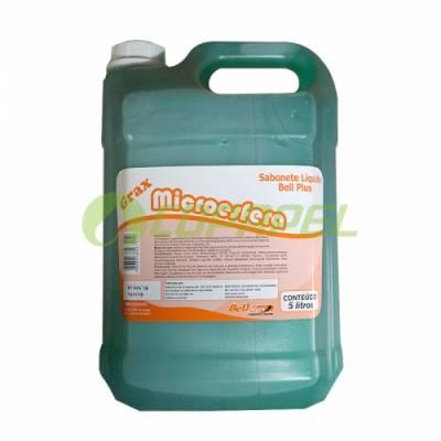 SABONETE DESENGRAXANTE COM MICROESFERAS 5 L