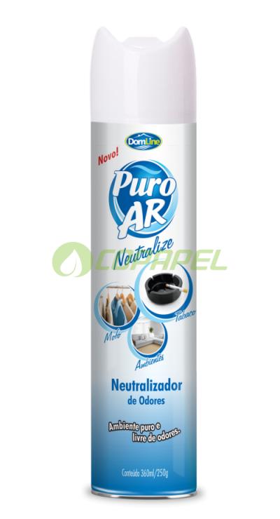 PURO AR 360ML AEROSOL NEUTRALIZADOR