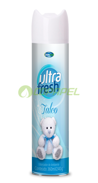 ULTRA FRESH 360ML AEROSOL TALCO