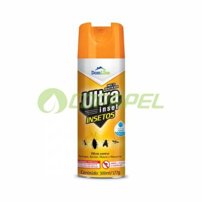 INSETICIDA ULTRA INSET 300ML