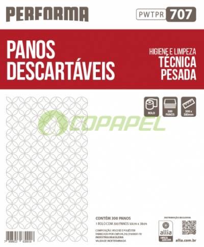 PANO PERFORMA LIMPEZA TÉCNICA PESADA
