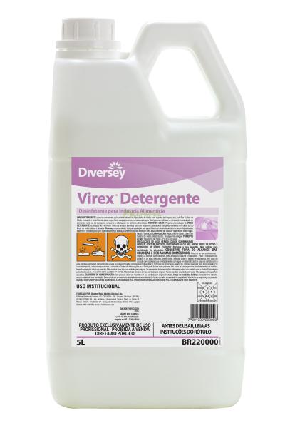 VIREX DETERGENTE DESINFETANTE