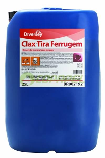 CLAX TIRA FERRUGEM