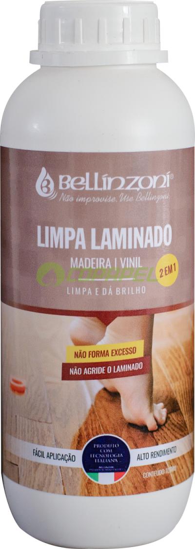LIMPA LAMINADO MADEIRA E VINIL